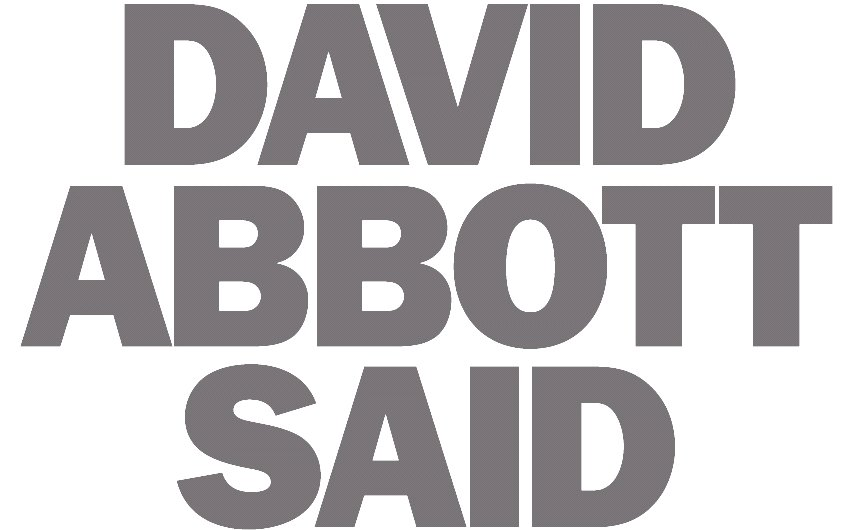 david abbott said